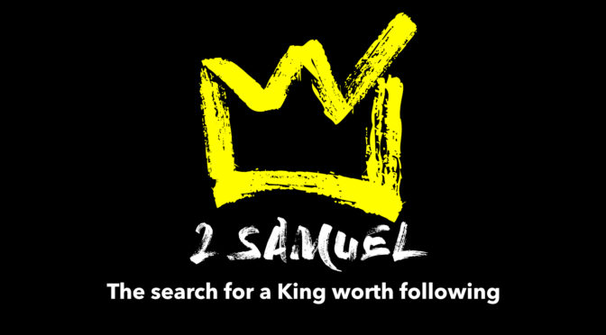 2 Samuel 16:15-18:18 – A King's Son