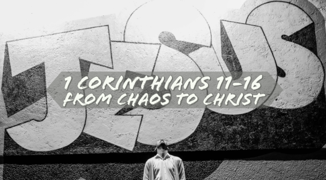 1 Corinthians 12:31-13:13