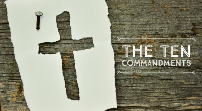 Commandment #3 – The Lord's Name
